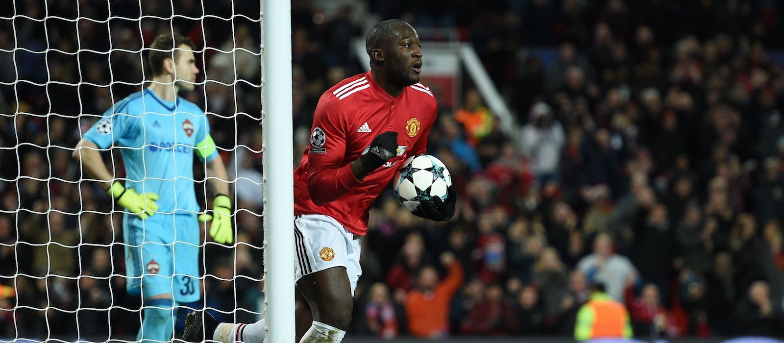 Manchester United 2-1 CSKA Moscow: Player ratings