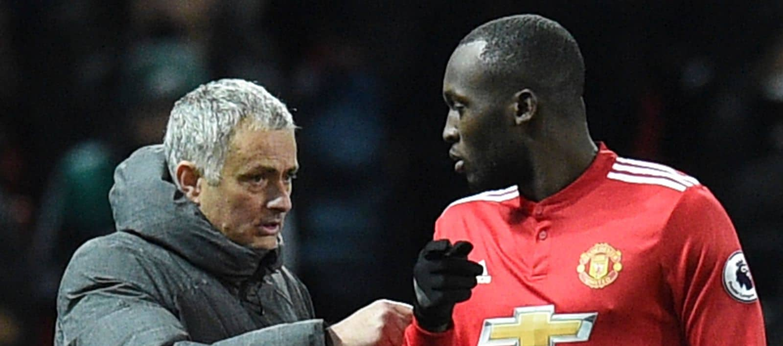 Romelu Lukaku hails Jose Mourinho for not faking his emotions as Manchester United manager
