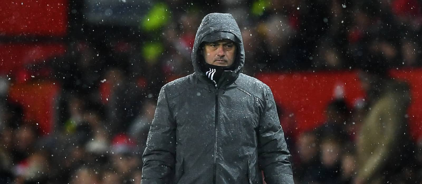 Jose Mourinho insists Manchester United can still win the Premier League title, despite 11 point gap to Man City