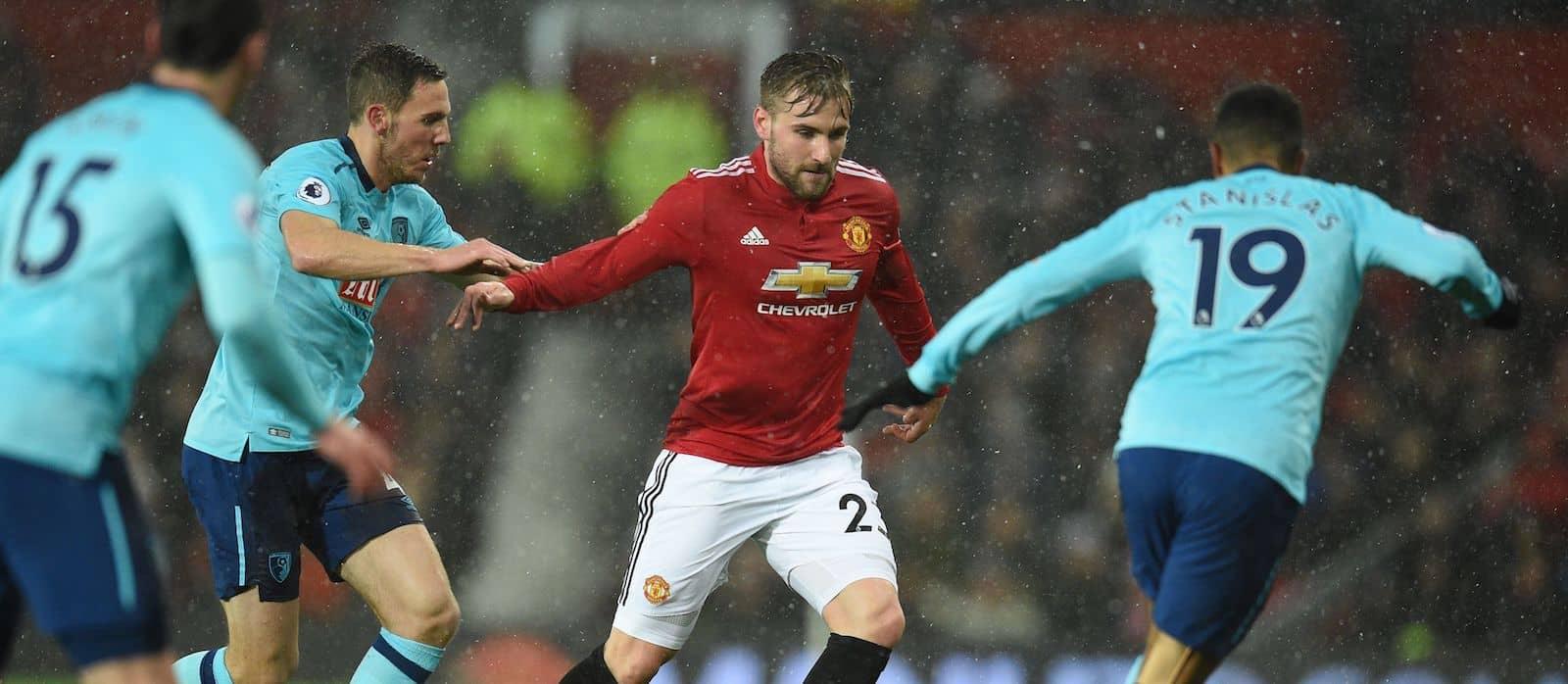 Luke Shaw: No one really sees how Jose Mourinho truly treats me
