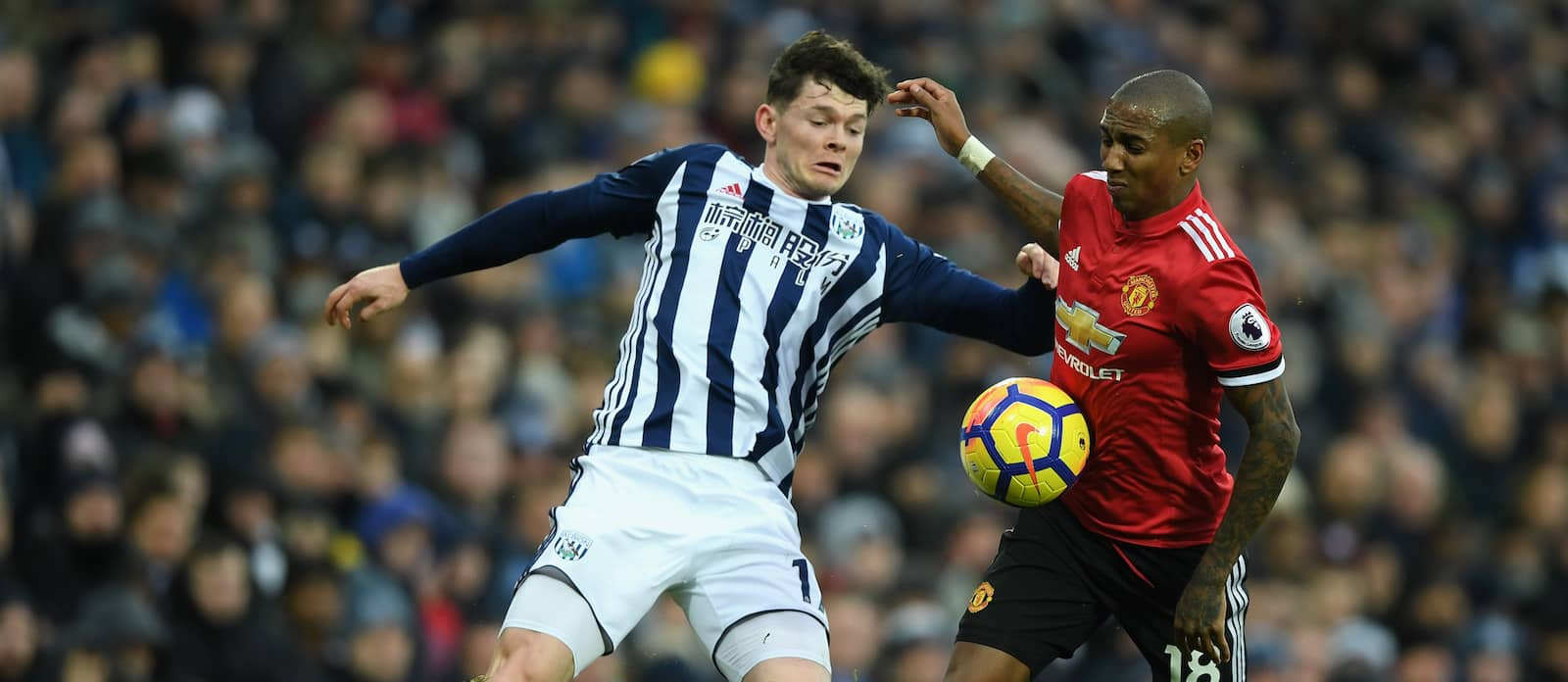 Manchester United's transfer policy heavily criticised by Gary Neville as seven of 11 starters vs West Brom were Fergie-era players
