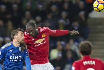 Gary Neville hails Romelu Lukaku's build-up play against Leicester, claims he was let down by teammates