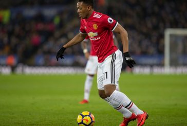 From Italy: Manchester United want €90m for Anthony Martial this summer