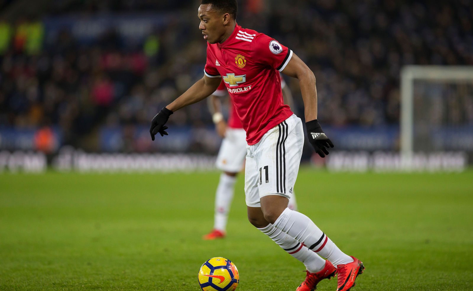 BBC confirm Anthony Martial has entered contract talks with Manchester United
