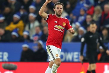 Juventus want to sign Juan Mata on a free transfer next summer – report