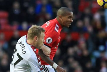 Peter Crouch: Ashley Young is the best left-back in the Premier League