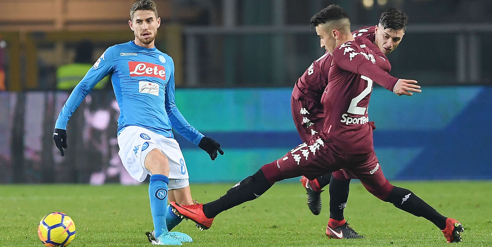 Manchester United target Jorginho's agent confirms he will listen to offers in the summer
