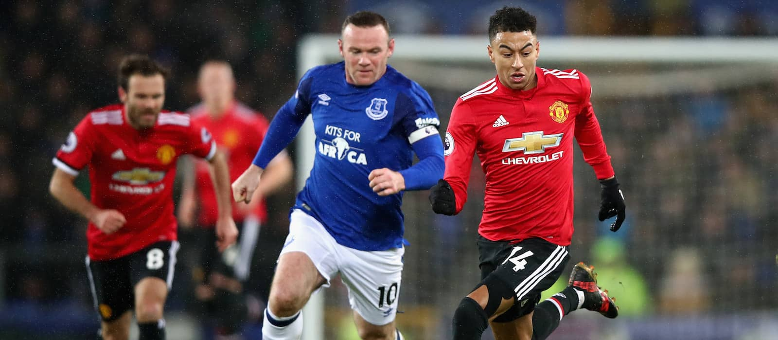 Juan Mata: Jesse Lingard has matured as a player for Manchester United this season