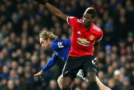 Video: Paul Pogba in good spirits ahead of Chelsea clash