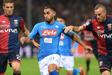 Ciro Venerato: Manchester United have a 'half agreement' to sign Napoli's Faouzi Ghoulam