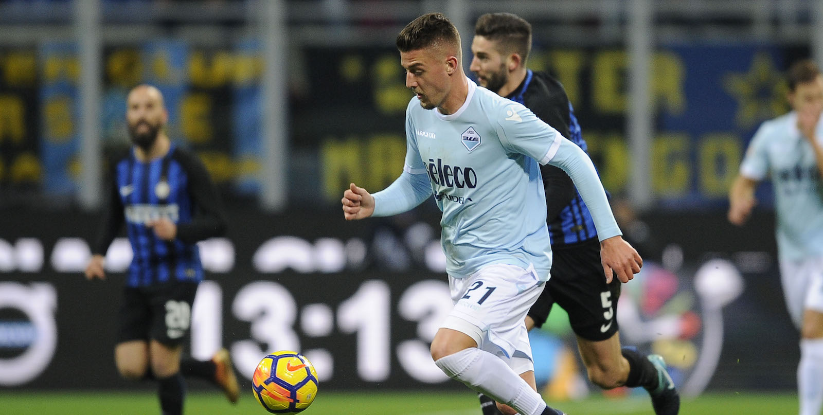 Manchester United turn to Sergej Milinkovic-Savic in summer overhaul
