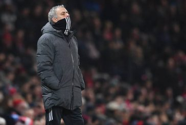 Jose Mourinho buries the hatchet with Manchester United chairman Ed Woodward: report
