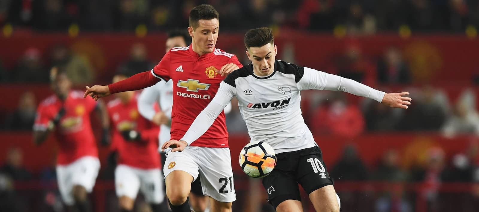 5caf503c8fb Ander Herrera claims Manchester United s win against Derby was one of their  best performances of the
