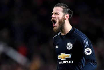 "David de Gea insists he's ""really happy"" at Manchester United as contract talks stall"