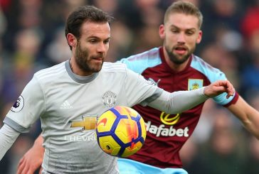 Juan Mata hails Manchester United supporters following Burnley win