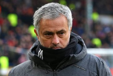 Justin Kluivert insists no words with Jose Mourinho had despite rumours of £10m Man United move