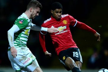 Jamie Redknapp encourages Marcus Rashford to leave Manchester United for more game time