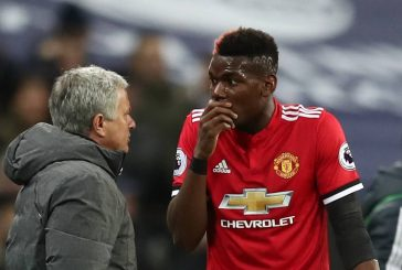 Jose Mourinho accuses Paul Pogba of showing no respect