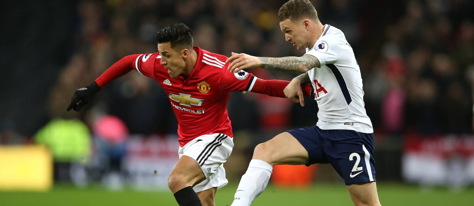 Alexis Sanchez impressed with work rate and spirit in 2-0 loss vs Spurs, claims Jose Mourinho