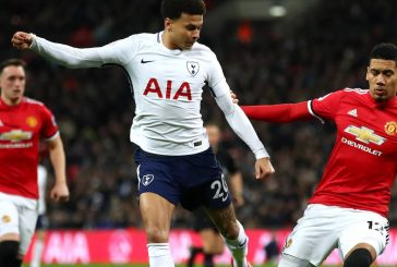 Chris Smalling expecting tight contest against Tottenham Hotspur