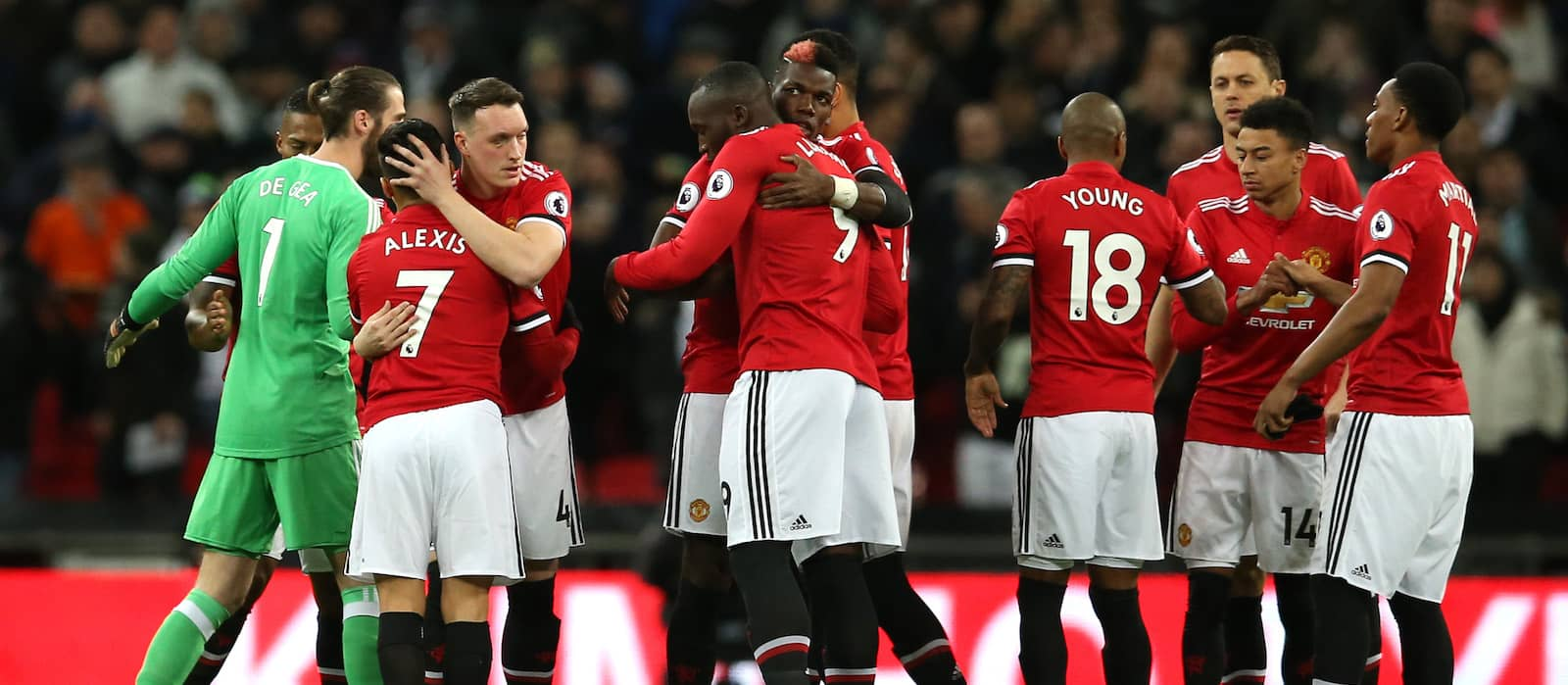 Ashley Young sheds light on dressing room atmosphere following Tottenham Hotspur defeat