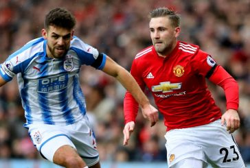 Jose Mourinho launches attack on Luke Shaw's performance against Brighton and Hove Albion