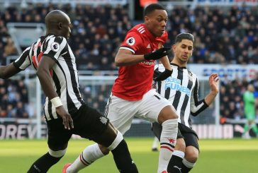 Manchester United lining up new contract for Anthony Martial amid Juventus interest – report