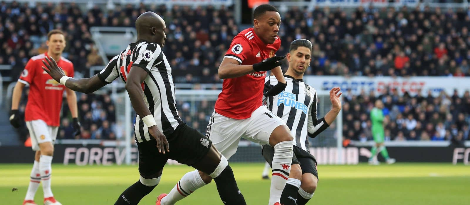 Manchester United fans disappointed by Anthony Martial's performance vs San Jose Earthquakes