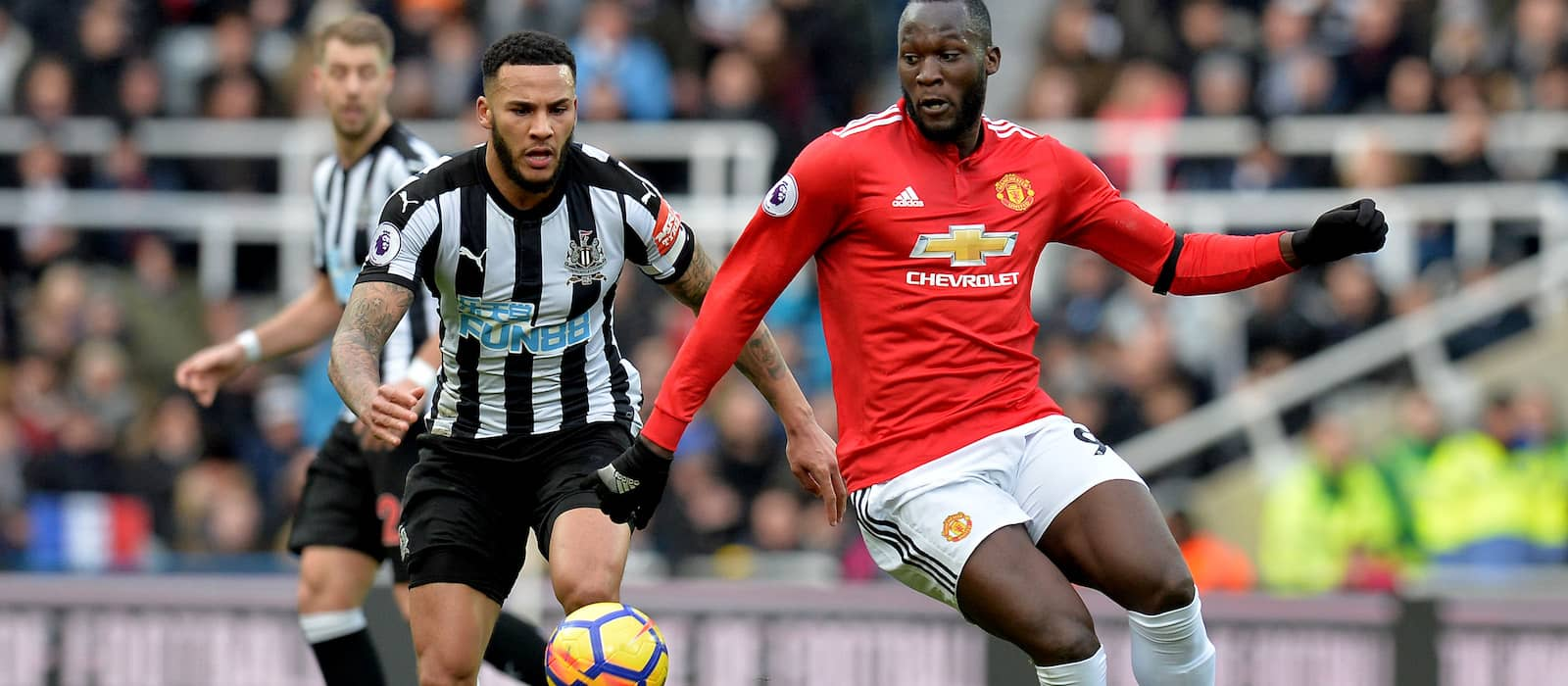 Manchester United fans hail Romelu Lukaku's performance vs Newcastle