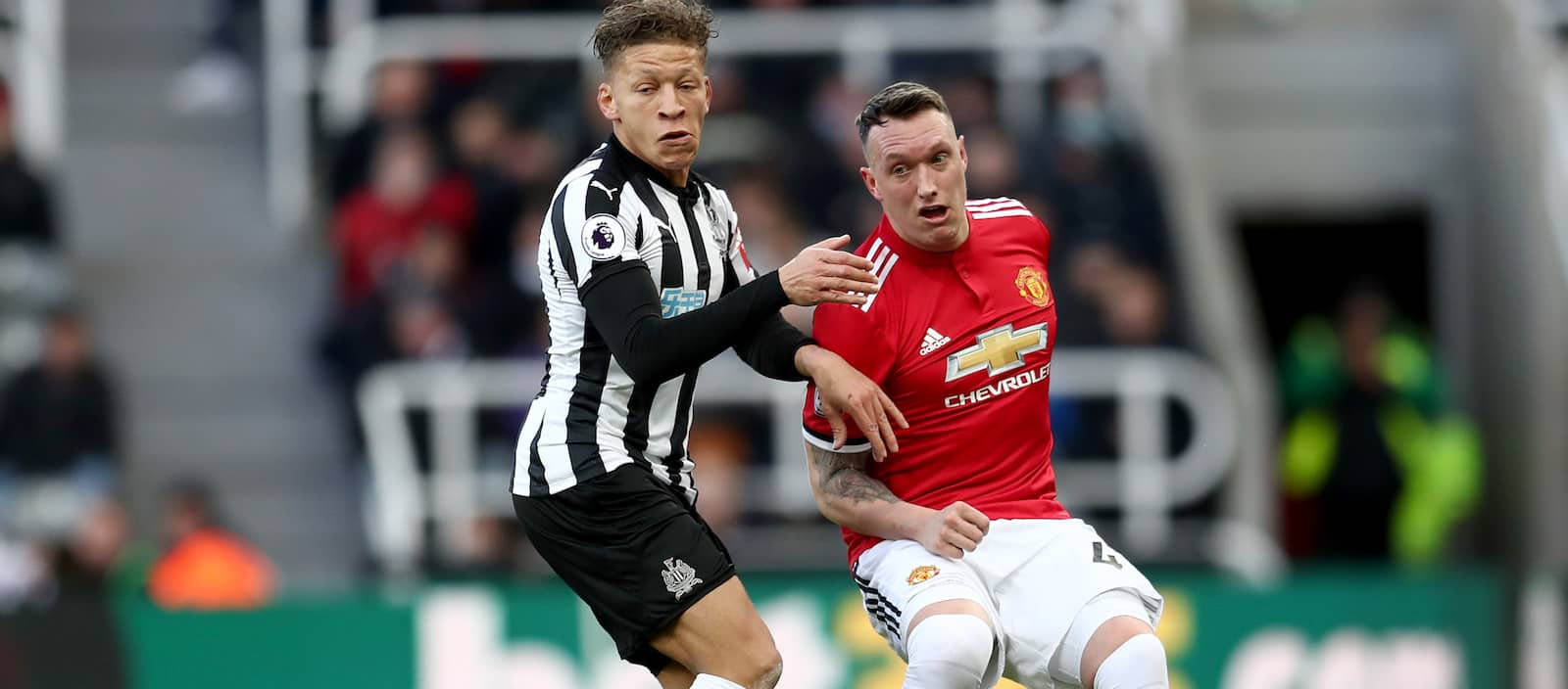 Phil Jones unconcerned by Manchester United's pursuit of a centre back this summer