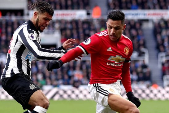 Alexis Sanchez gives Manchester United fitness boost ahead of Tottenham Hotspur clash