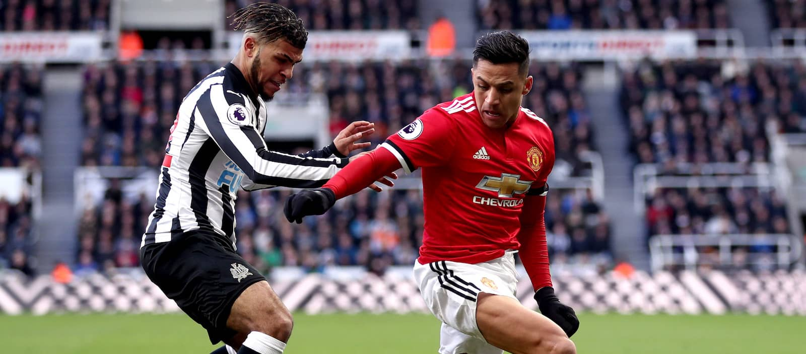 Manchester United fans encouraged by Alexis Sanchez's performance vs Newcastle