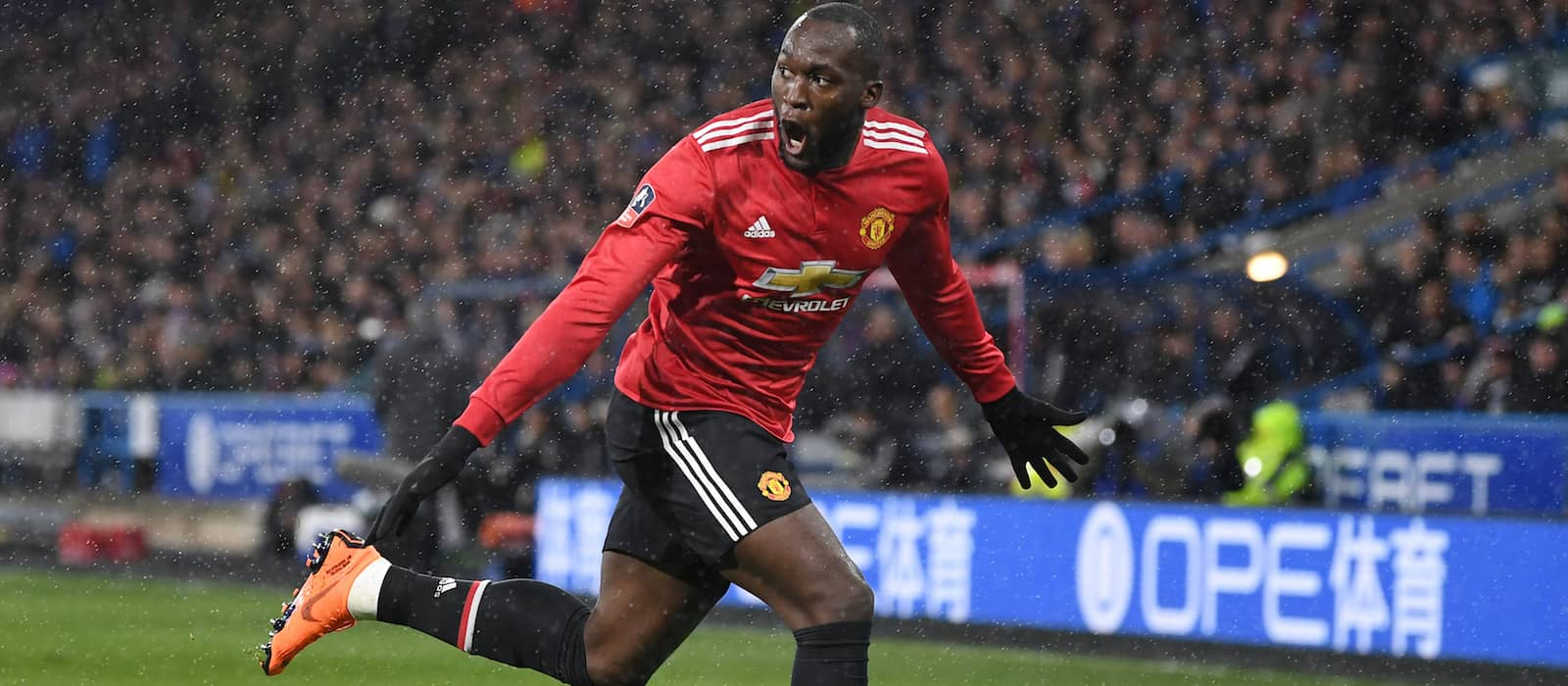 Alan Shearer: Manchester United star Romelu Lukaku will improve even more