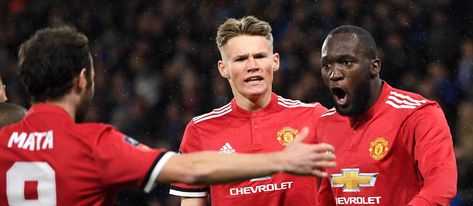 Scott McTominay admits he's loving playing Champions League football for Jose Mourinho at Manchester United