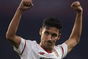Sevilla confirm Jesus Navas will not face Manchester United following injury against Atletico Madrid