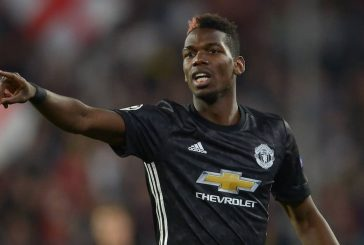Olivier Giroud backs Paul Pogba to improve ahead of FA Cup Final