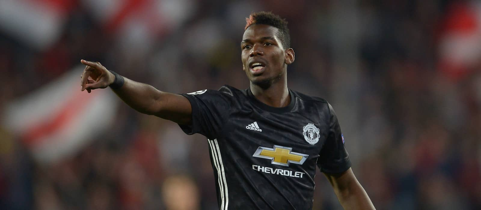 Jose Mourinho pleased with Paul Pogba's performance against Sevilla