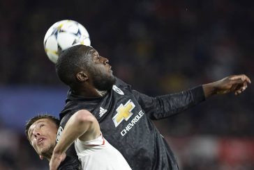 Cristiano Ronaldo was an inspiration for me, reveals Manchester United striker Lukaku