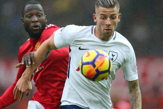 Tottenham Hotspur willing to sell Manchester United target Toby Alderweireld this summer – report