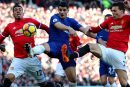 Eric Bailly and Victor Lindelof have golden opportunity at Manchester United
