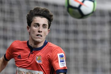 Manchester United eyeing up Real Sociedad right back Álvaro Odriozola as potential Antonio Valencia replacement – report