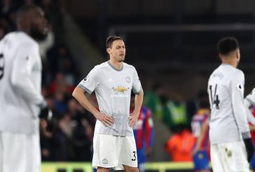 Nemanja Matic produces sensational performance against Crystal Palace