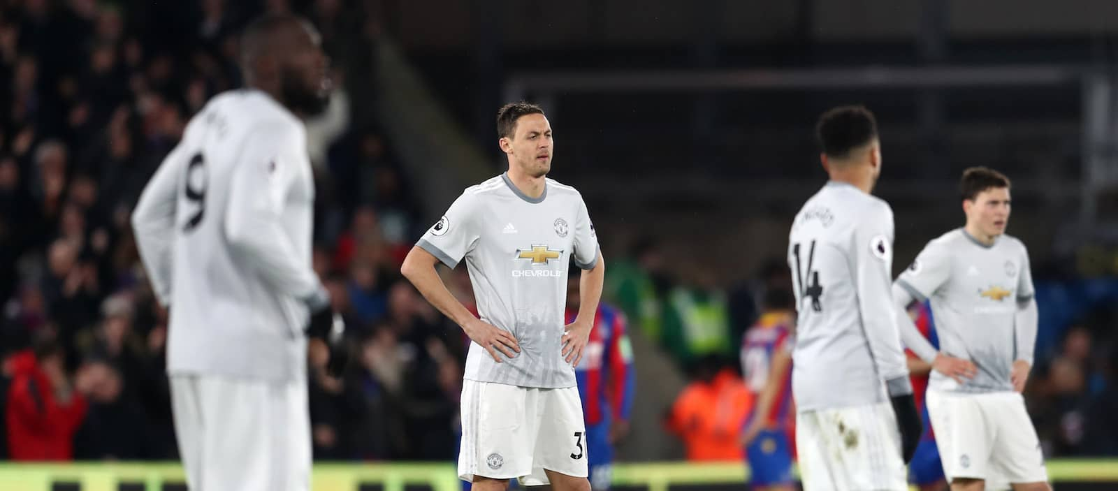 Manchester United fans ecstatic after Nemanja Matic's performance vs Crystal Palace