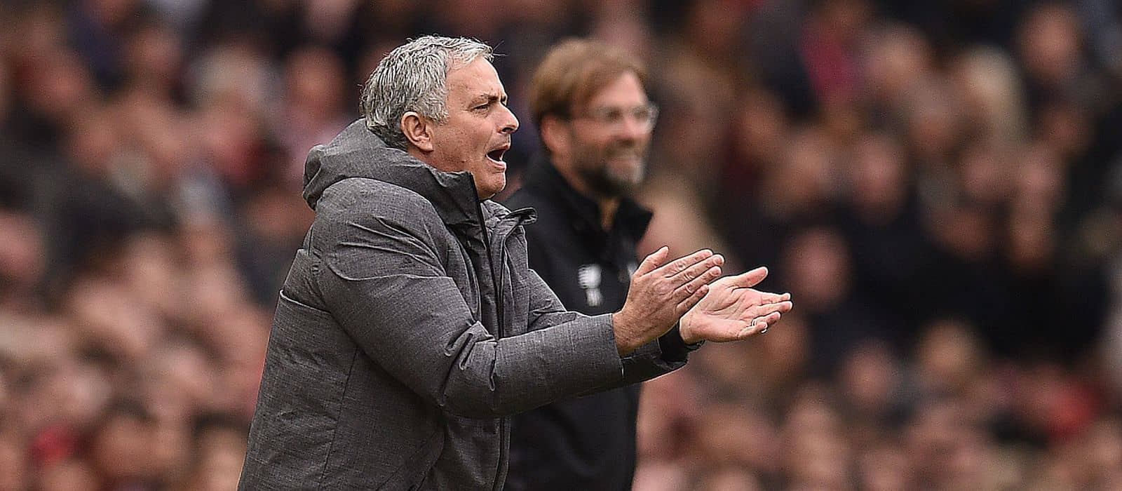 Jose Mourinho outlines the style he wants Manchester United to play