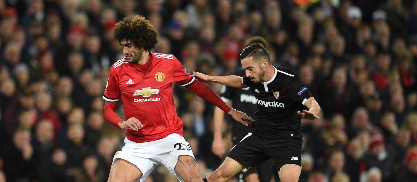 Arsenal interested in surprise move for Marouane Fellaini – reports