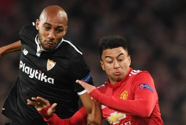 """Jesse Lingard """"angry"""" and """"sad"""" following Manchester United's defeat to Sevilla"""