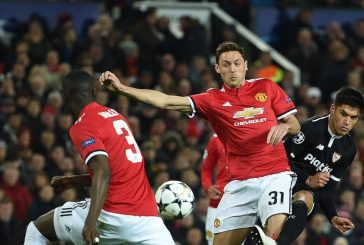 Manchester United fans pleased with Nemanja Matic's performance vs Brighton