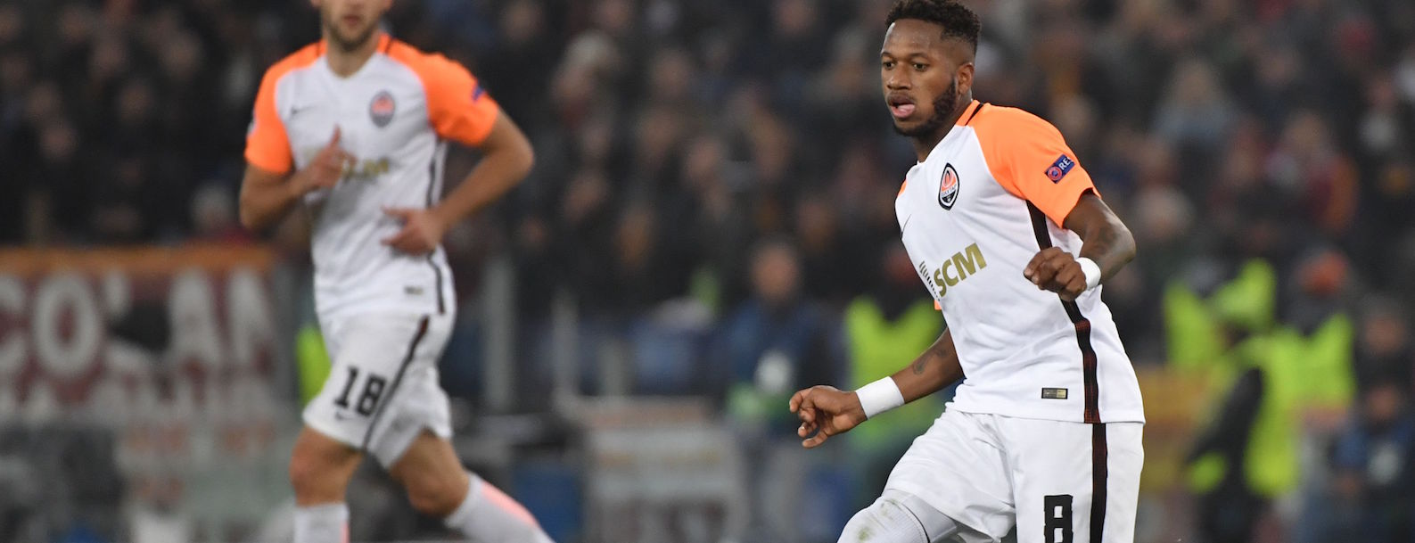 Shakhtar Donetsk chief executive Sergei Palkin confirms Fred will move to Manchester in the summer