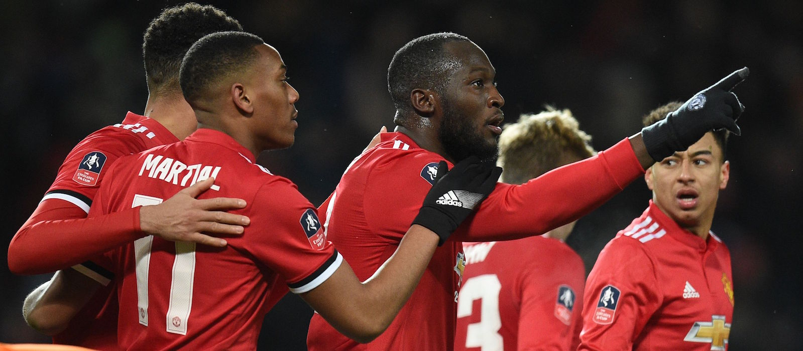 Romelu Lukaku's sensational form continues with milestone display against Swansea City