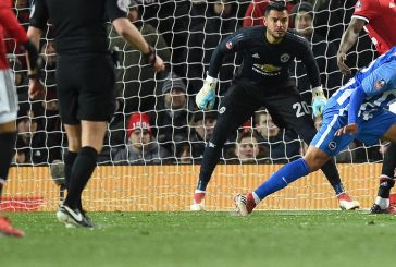 Sergio Romero explains why he does not mind playing second fiddle to David de Gea